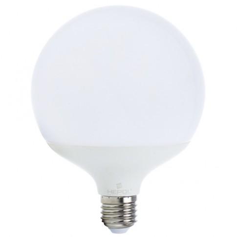 Bec LED Hepol glob G120 E27 18W 1800lm lumina calda 3000 K
