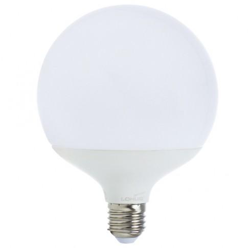 Bec LED Lohuis glob G120 E27 18W 1900lm lumina rece 6500 K