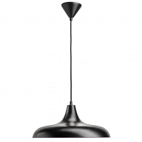 Suspensie MyLiving Durham 36032/30/E7, 1 x E27, negru + cupru