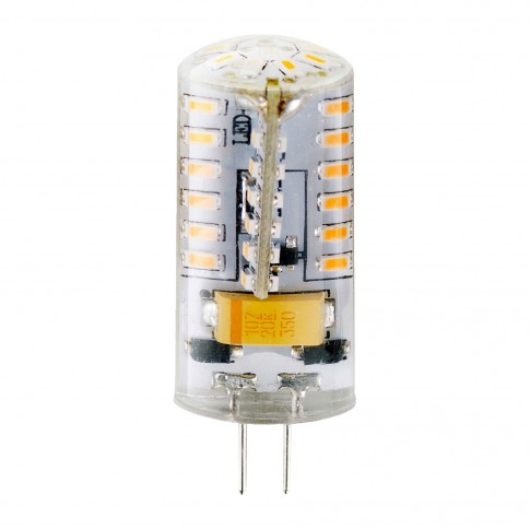 Bec LED Lohuis mini G4 3W 220lm lumina rece 6500 K, 12V