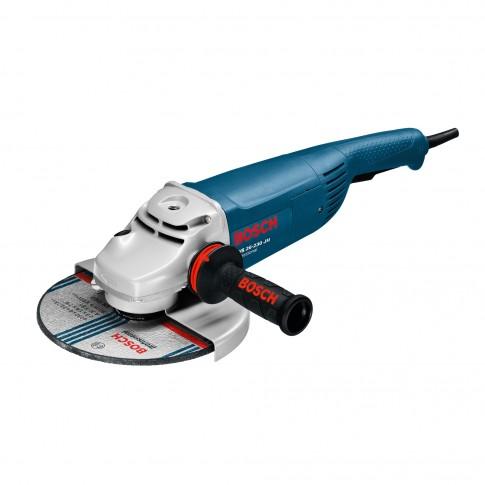 Polizor unghiular, Bosch Professional GWS 26-230 JH, 0601856M00, 2600 W