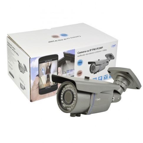 Camera cu IP varifocala interior / exterior 1080P