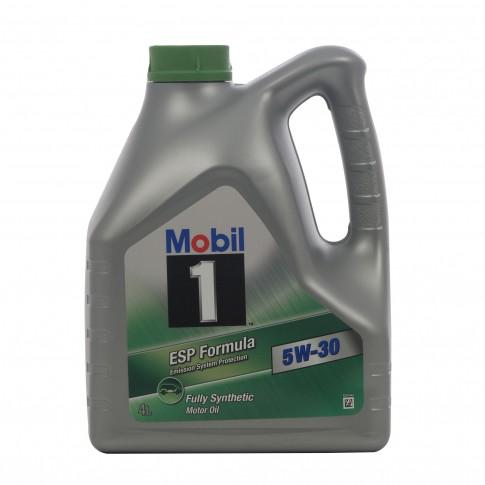 Ulei motor auto Mobil 4 ESP, 5W-30, 4 L