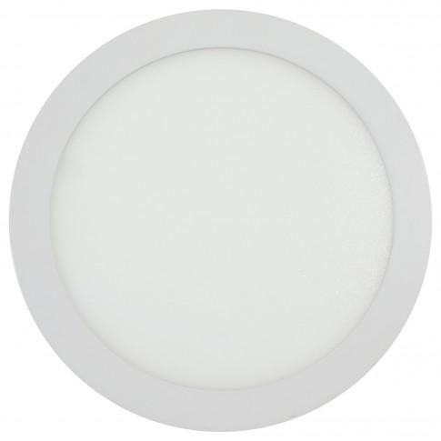 Spot LED aparent Hepol 15W rotund 22.5 cm lumina neutra