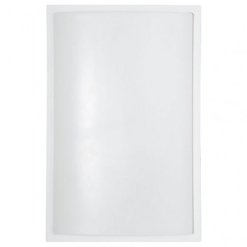 Aplica pentru baie Garda 3750, 1 x E27, IP65, alb mat