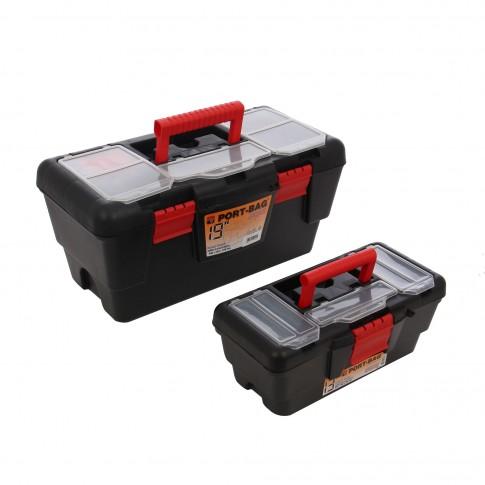 Set 2 cutii pentru depozitare, Ekono-Set 1, 13 - 19