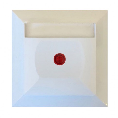 Intrerupator cu cartela Perla WP-HPS, iluminare, alb, IP20, 10 A