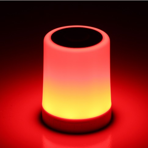 Lampa LED RGB Hoff cu bluetooth