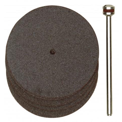 Disc debitare metale, din corindon, Proxxon 28820, 38 mm, set 5  bucati
