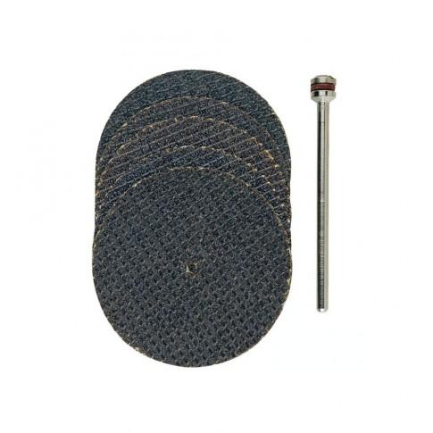 Disc debitare metale, din oxid de aluminiu armat, Proxxon 28818, 38 mm, set 5  bucati