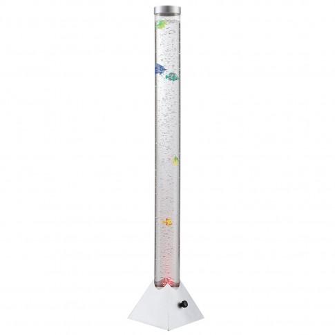 Lampadar LED Fish 9015, acvariu cu pesti, 0.72W, 1200 mm, multicolor