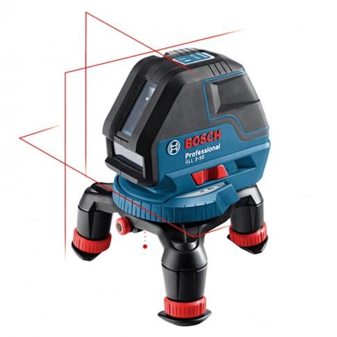 Nivela cu laser, cu linii, Bosch Professional GLL 3-50