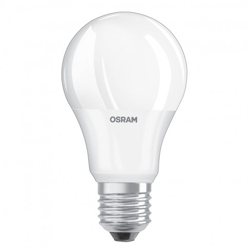 Bec LED Osram clasic A75 E27 10W 1055lm lumina calda 2700 K
