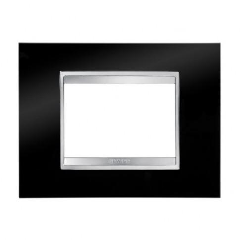 Rama Chorus Lux GW16203TN-CONS, 3 module, negru