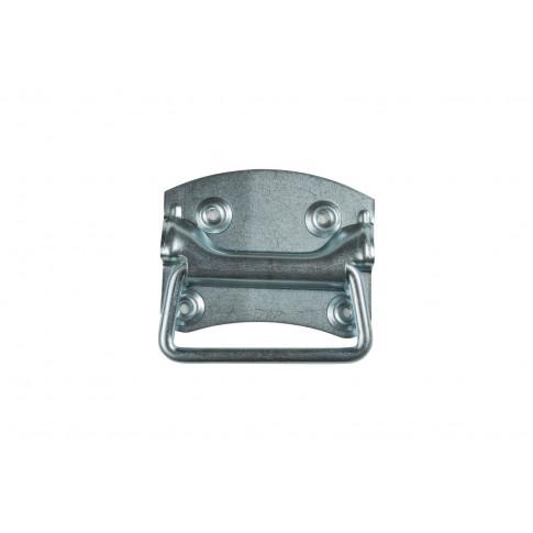 Maner pentru lada stup, metalic, finisaj zincat, 100 x 80 mm