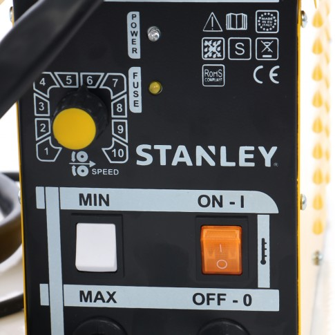 Aparat de sudura mig-mag, Stanley Mikromig + accesorii