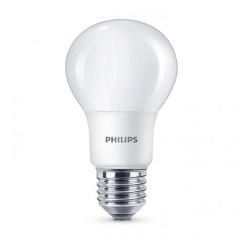 Bec LED Philips clasic A60M E27 7.5W 806lm lumina rece 6500 K