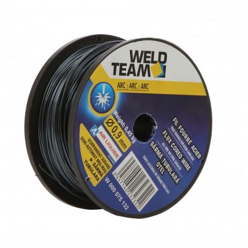 Sarma tubulara, pentru sudura otel carbon, 0.9 mm, 0.450 kg