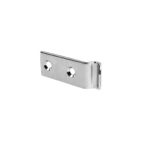 Accesoriu zavor, tabla zincata, 46 x 18 mm