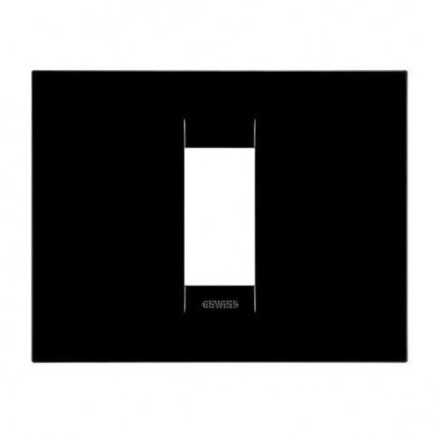 Rama Chorus Geo GW16401TN-CONS, 1 modul, negru