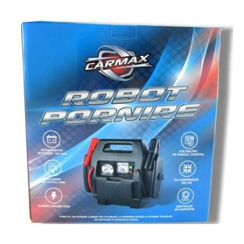 Robot de pornire, Carmax, 400 A