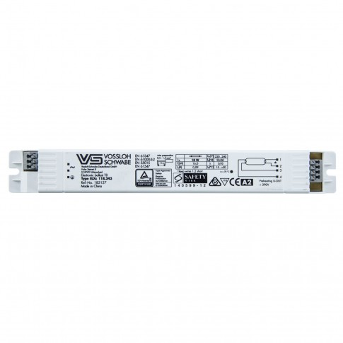 Balast electronic 1 x 18W