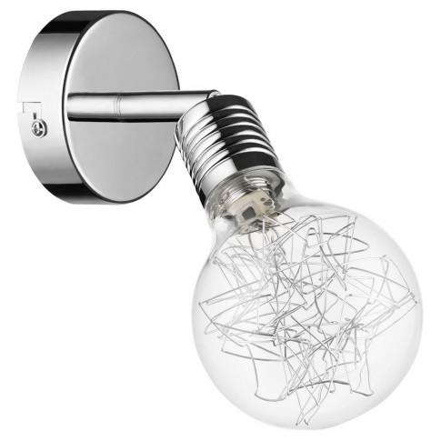 Aplica Bulbs 2507128, G9, 28W, crom + transparent