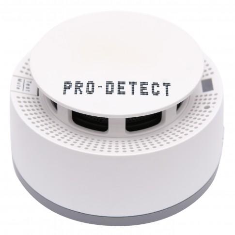Detector fum Pro-Detect DF-01, alimentare baterie (inclusa)