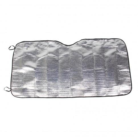 Parasolar auto pentru parbriz, Carmax, folie aluminiu, 70 x 150 cm