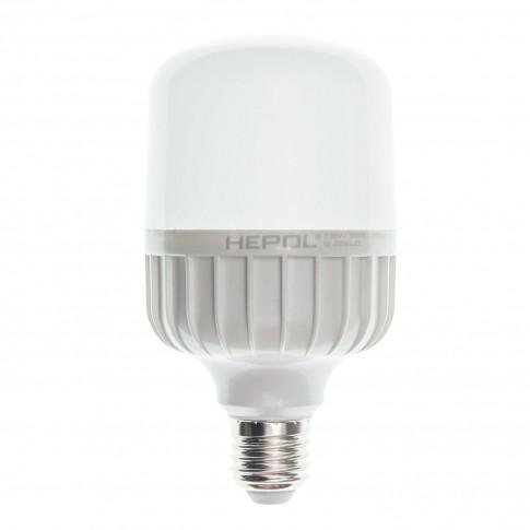 Bec LED Hepol tubular T80 E27 20W 1900lm lumina calda 3000 K