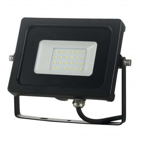 Proiector LED Hoff 20W, lumina rece, IP65