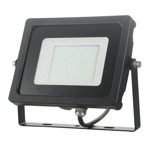 Proiector LED Hoff 30W, lumina rece, IP65