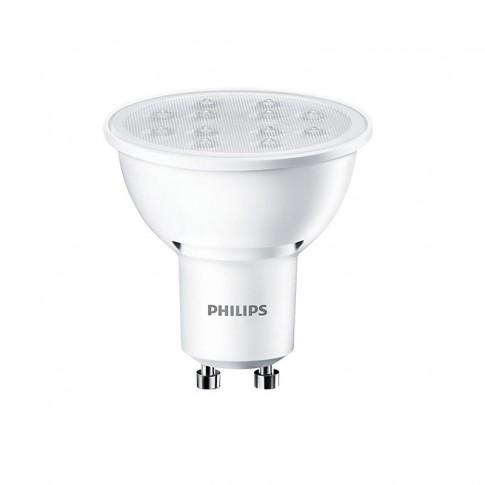 Bec LED Philips CorePro spot MV MR16 GU10 4.6W 390lm lumina neutra 4000 K