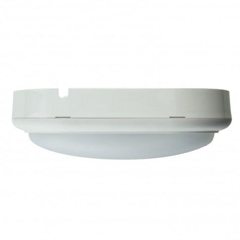 Aplica LED aparenta Hepol 15W ovala lumina rece