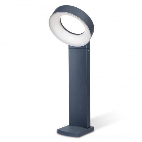 Stalp de iluminat ornamental Meridian 6164-730, LED, 18W, 73 cm