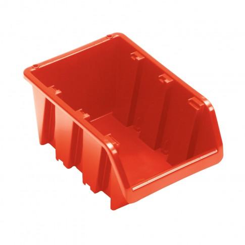 Cutie pentru depozitare, Ecobox NP4-R395, rosu, 115 x 80 x 60 mm