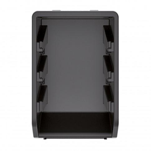 Cutie pentru depozitare, Kistenberg KTR12-S411, negru, 115 x 80 x 60 mm