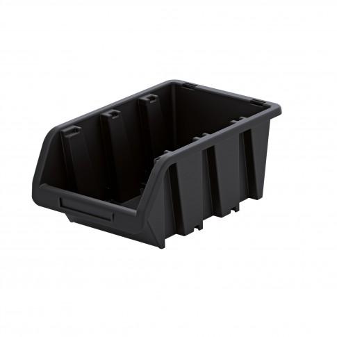 Cutie pentru depozitare, Kistenberg KTR16-S411, negru, 155 x 100 x 70 mm