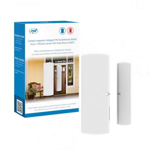 Contact magnetic inteligent Smarthome PNI-SM420