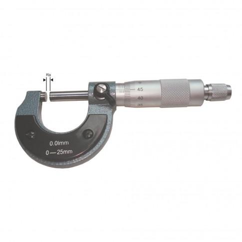 Micrometru, Lumytools LT15250, 135 mm, 0 - 25 mm