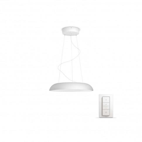 Suspensie LED Hue Amaze 4023331P7, 39W, alba