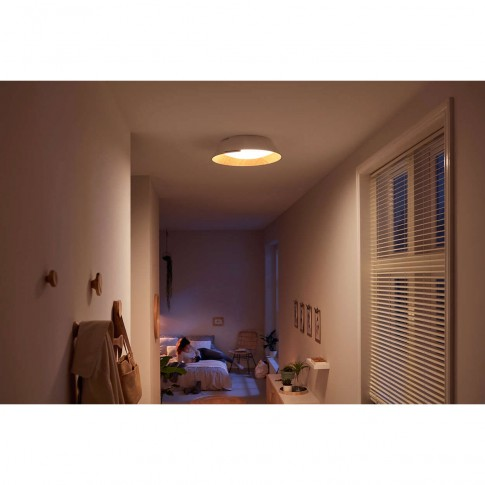 Plafoniera LED Nonagon 4902031P1, 2 x 10W