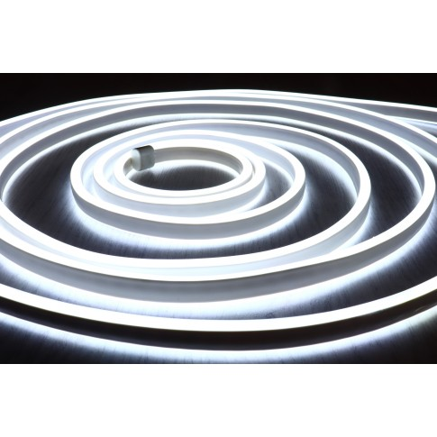 Cablu neon 96 LED / m Hoff alb interior / exterior 5 m
