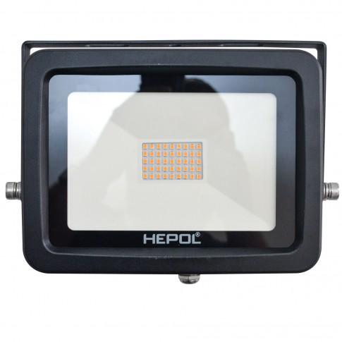 Proiector LED Hepol Apollo 30W, lumina calda