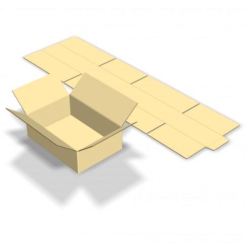 Cutie depozitare, din carton, BT2F-435, 320 x 220 x 100 mm