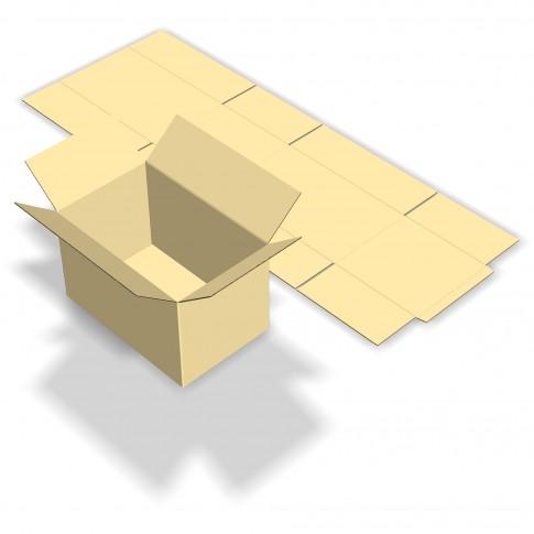 Cutie depozitare, din carton, CTFT-435, 550 x 350 x 340 mm