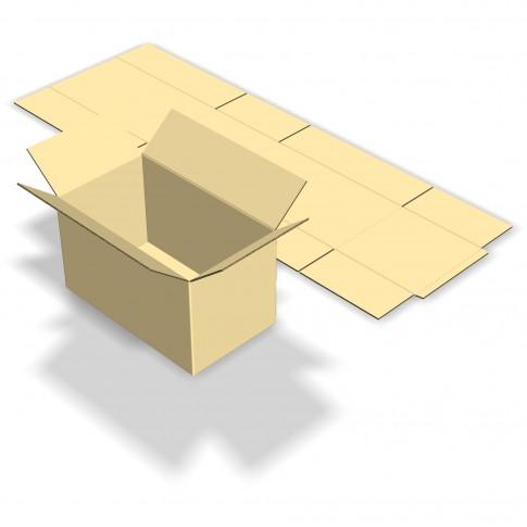 Cutie depozitare, din carton, BCK3FT-690, 700 x 400 x 400 mm