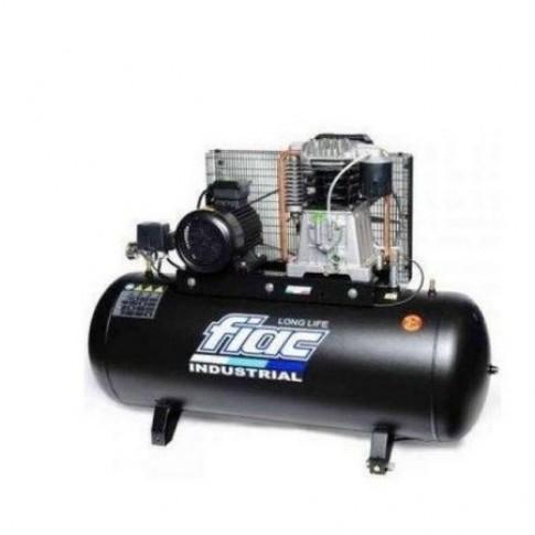 Compresor aer, cu 2 pistoane, Fiac Long Life, 2.2 Kw, 3 CP, 200 litri