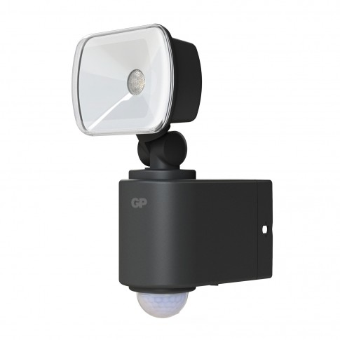Proiector 1 LED cu baterie si senzor GPSGRF3.1, 1 x 3W, lumina neutra
