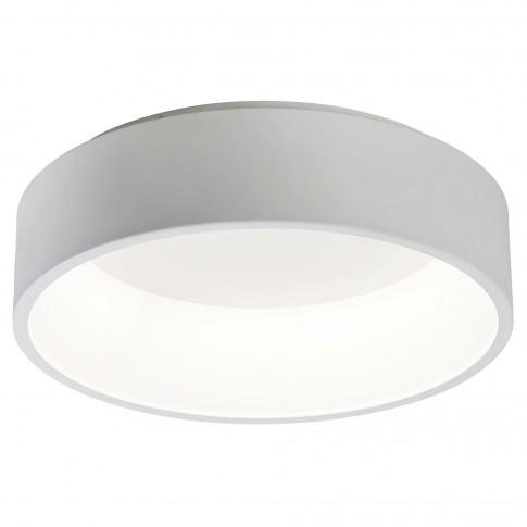 Plafoniera LED Adeline 2507, 1 x 26W, alba